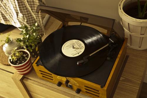什么是黑胶唱片?