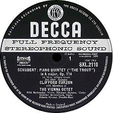 古典黑胶唱片标签之DECCA