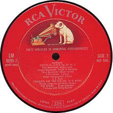 古典黑胶唱片标签之RCA