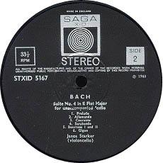 古典黑胶唱片标签之SAGA
