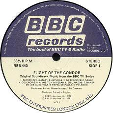 古典黑胶唱片标签之英国的部分其他标签