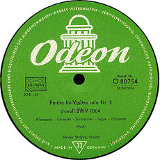 古典黑胶唱片标签之德国的部分其他标签