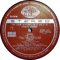 古典黑胶唱片标签之日本部分标签