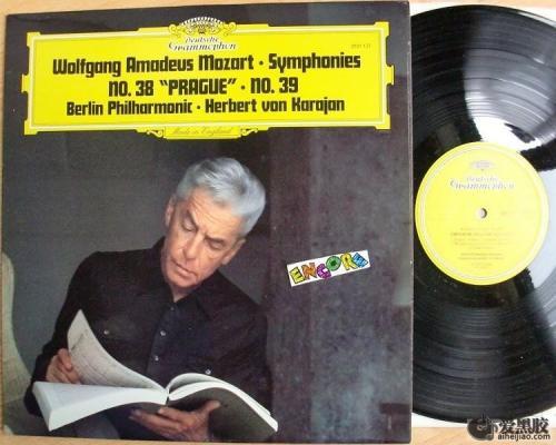 一些关于古典唱片版本和编号价格