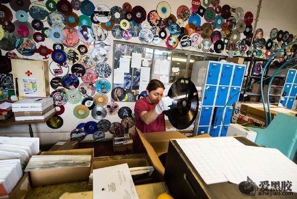 GZ Media——世界最大的黑胶唱片生产商